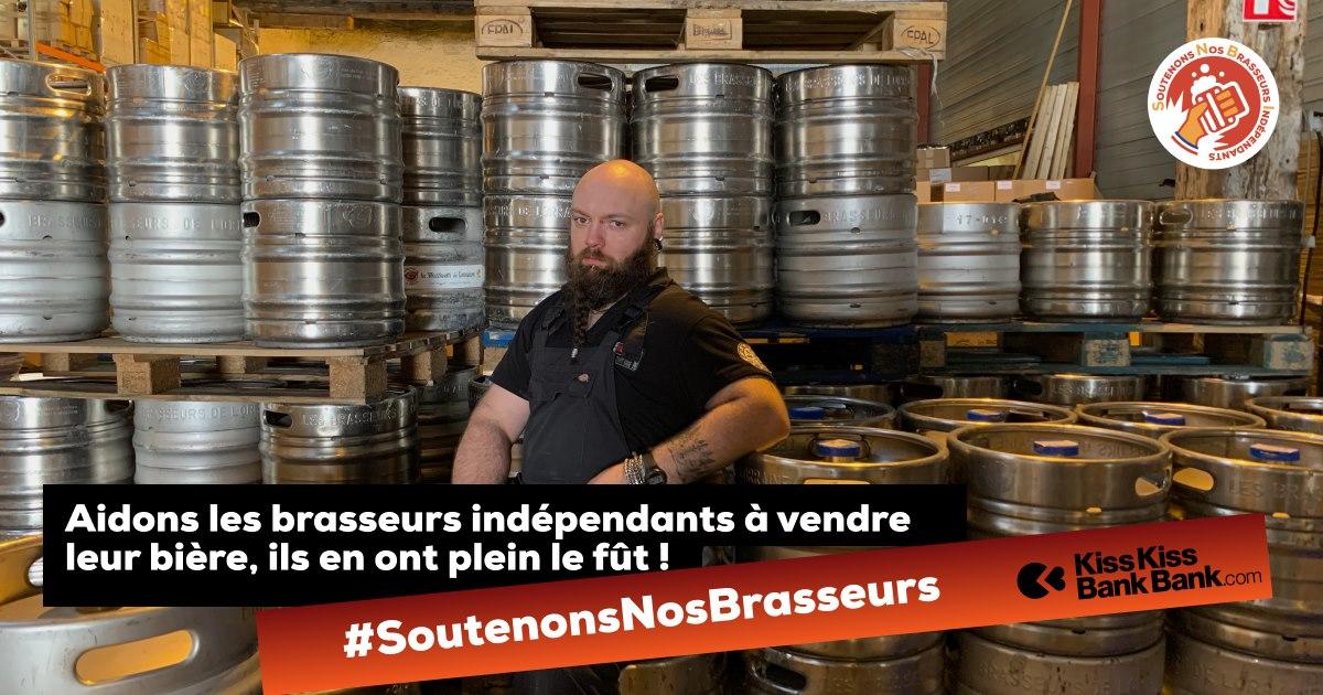 Soutenons nos Brasseurs - Aidons les à vendre leur bière