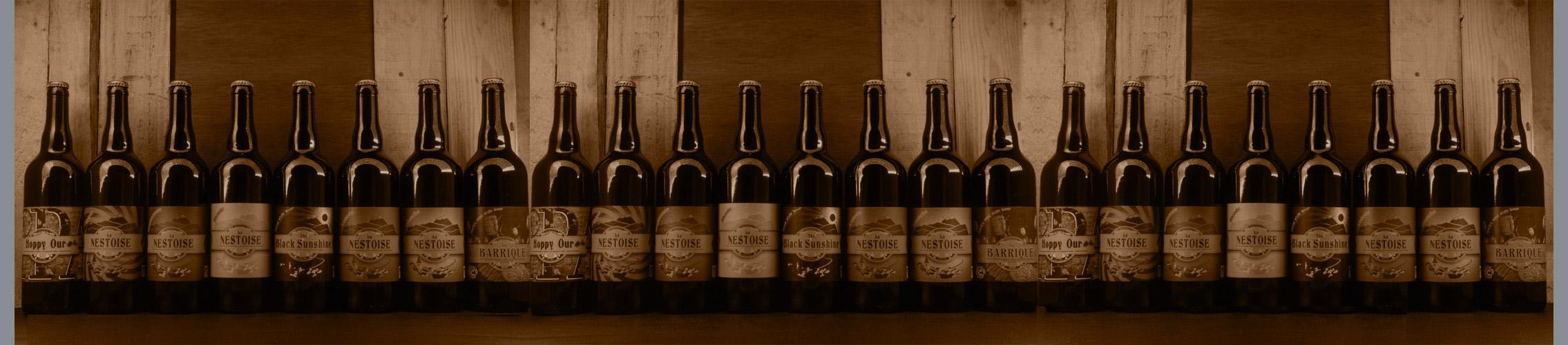 Nos bières - La brasserie des Pics - La Nestoise
