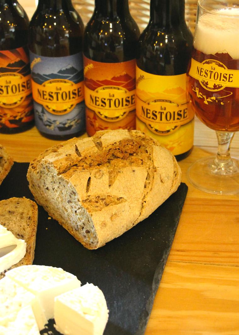 De la Bière, du Fromage et du Pain tous les vendredis à la Brasserie des Pics à Saint Laurent de Neste