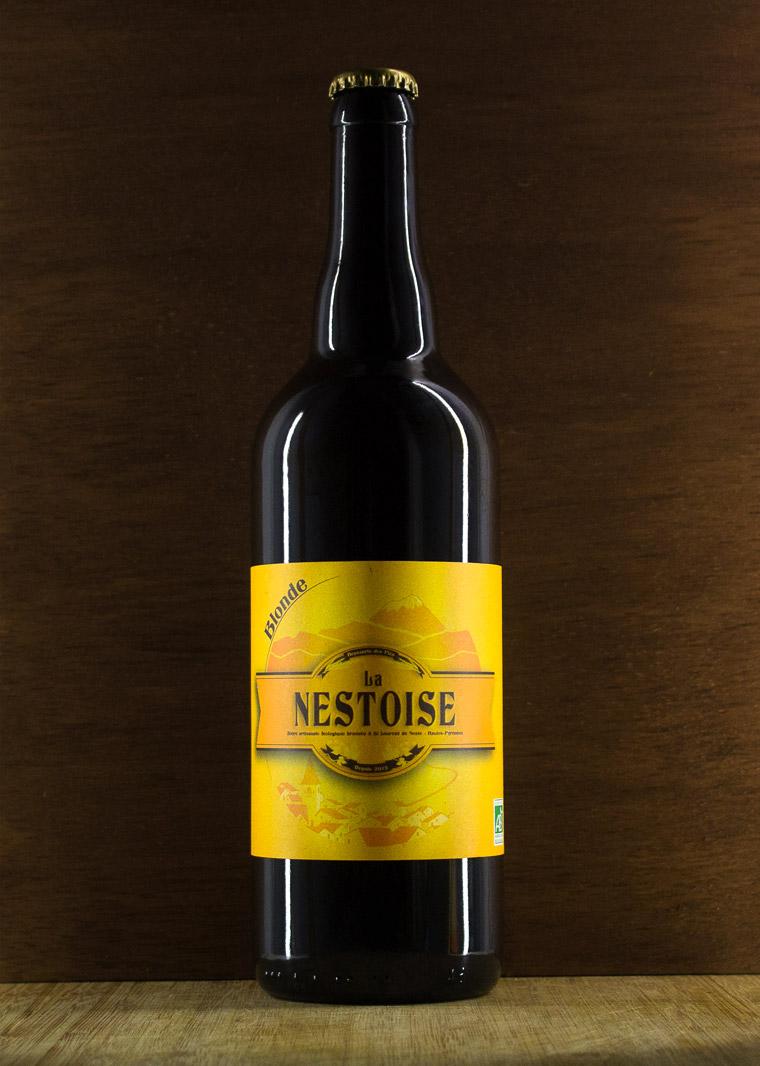 La Nestoise Blonde - Brasserie des Pics